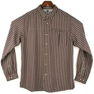 The North Face Button Long Sleeve Shirt Multicolor